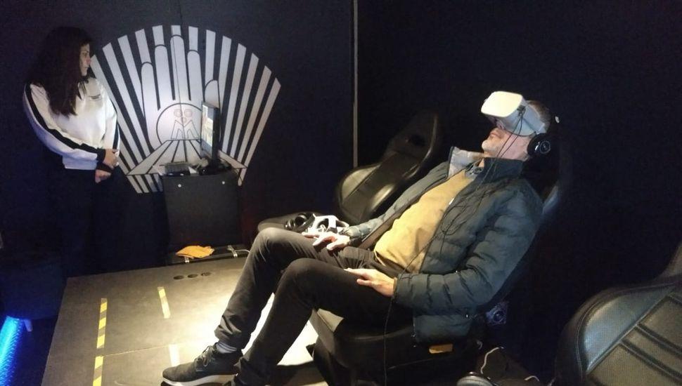 Una experiencia en realidad virtual para concientizar sobre seguridad vial