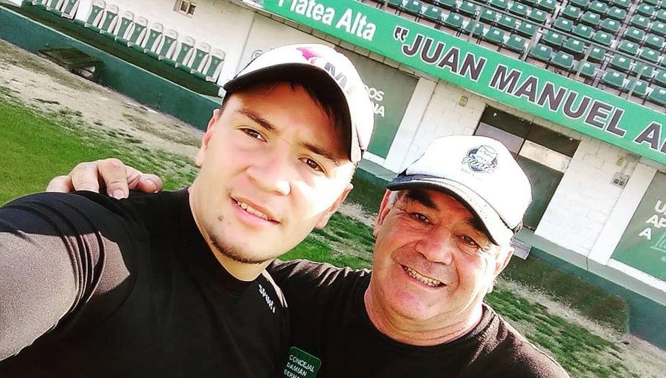 boxeador el chinito