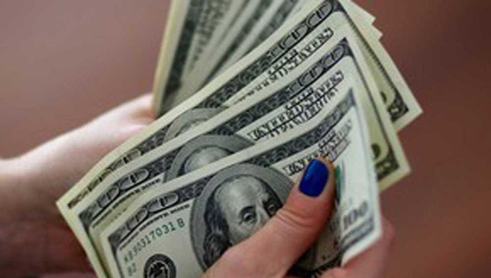 Subió el dólar y quedó al borde de $46,50