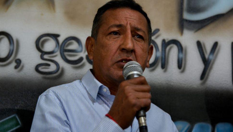 Omar Maturano.