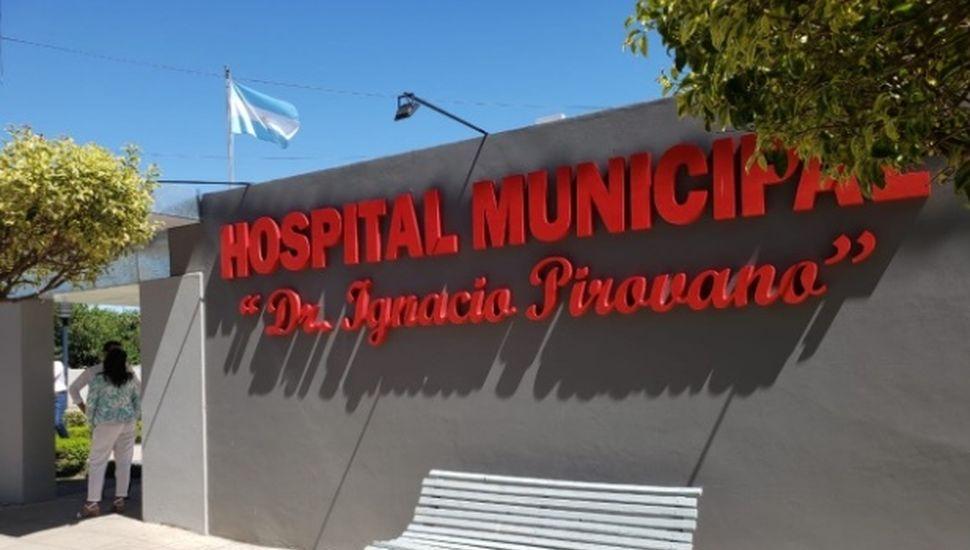Nuevo sistema de atención en la guardia del hospital de Arenales