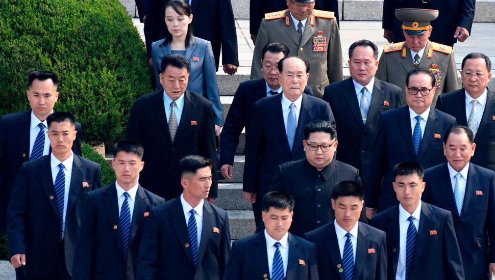 """Guardias de Kim  no dejarían pasar  """"ni una hormiga"""""""