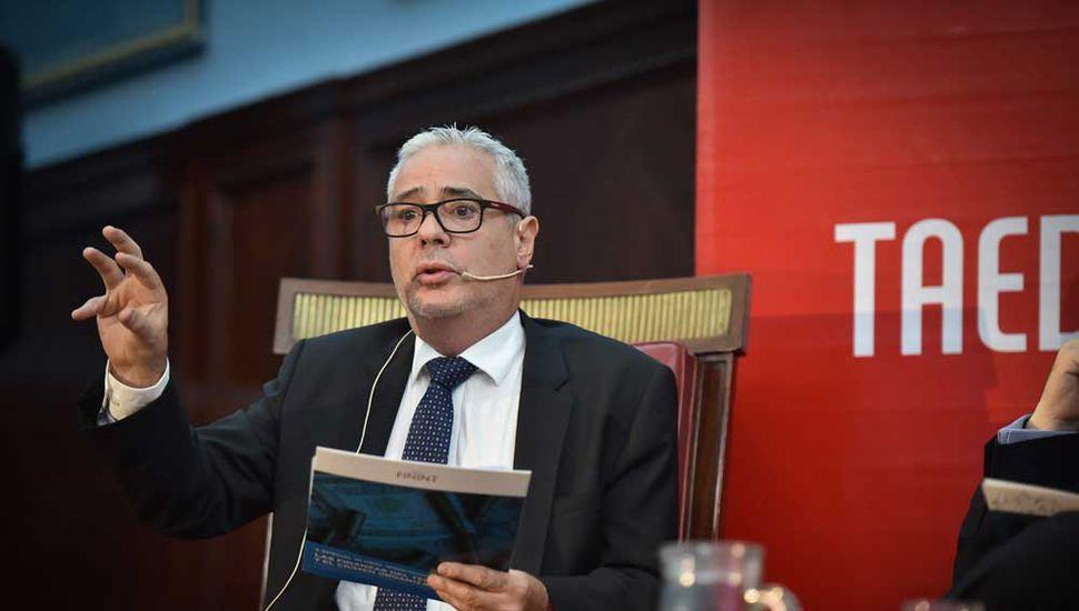 El juez Sergio Gabriel Torres asumió ayer como nuevo integrante de la Suprema Corte.