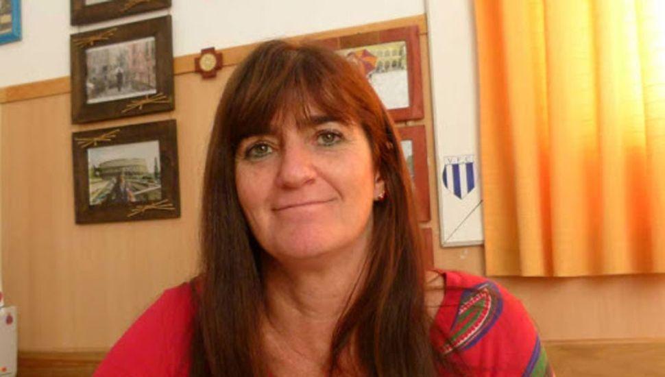 Dra. Vanina Lisazo.