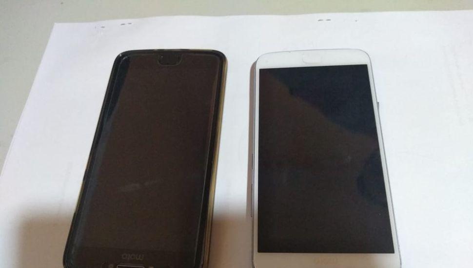 Recuperan celulares que habían sido robados en Chacabuco