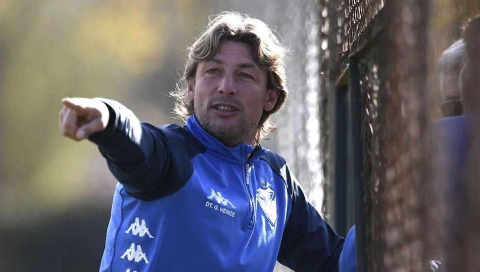 Gabriel Heinze.