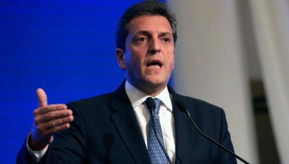 Sergio Massa le pidió a Mauricio Macri reunir a todos los líderes de la oposición