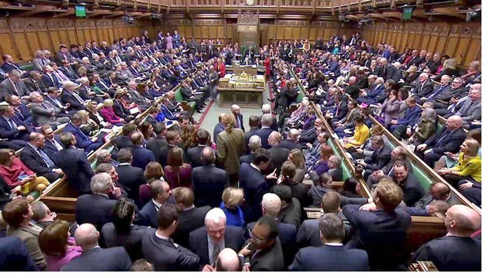 El Parlamento británico rechazó por segunda vez el acuerdo por el Brexit