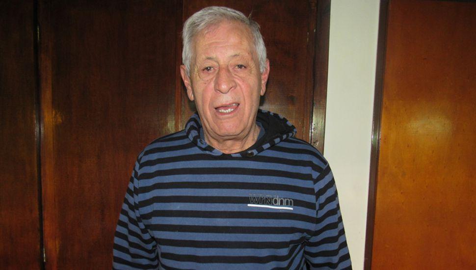 """Alberto Oscar """"El Beto"""" Spadano"""