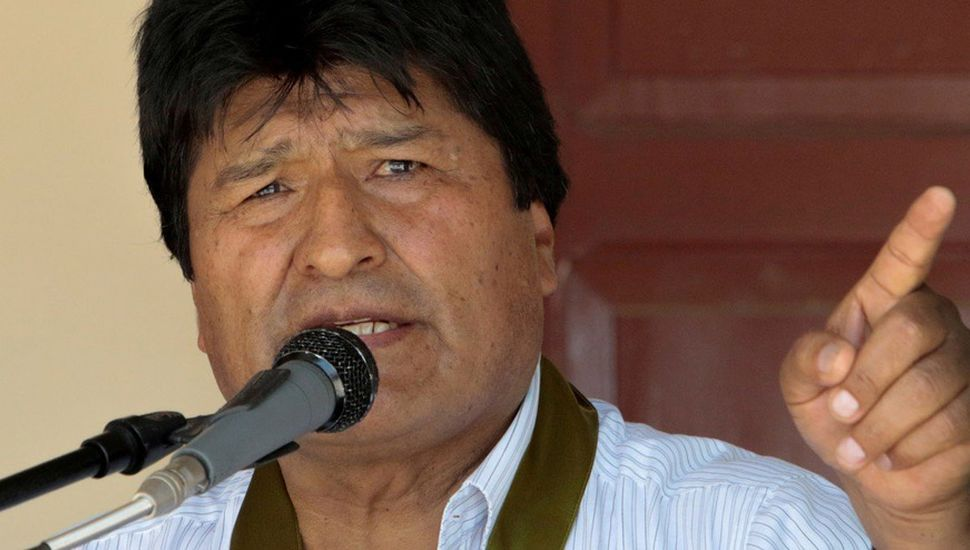 Piden detener a Evo Morales por sedición y terrorismo