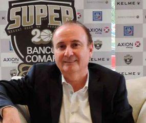 Gerardo Montenegro, presidente de la AdC.