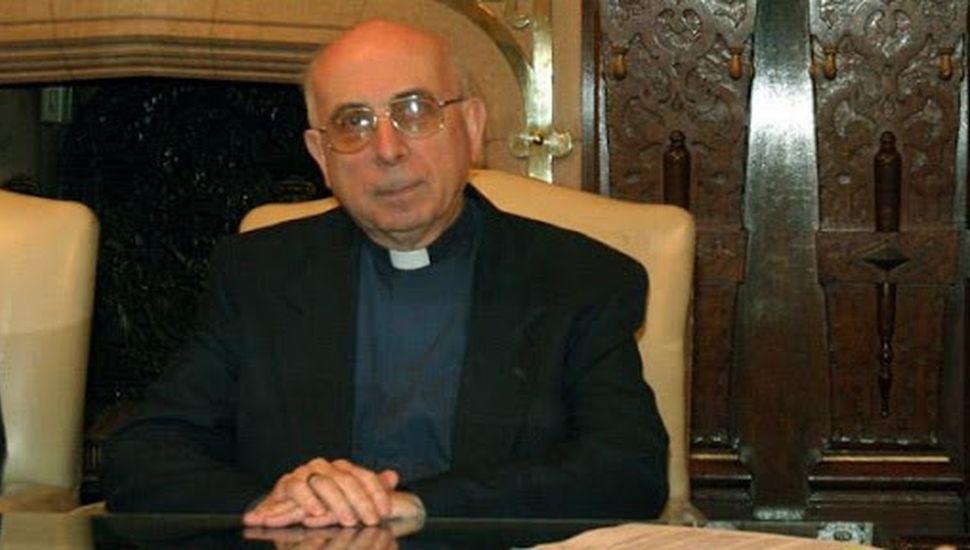 Falleció en Junín Monseñor Agustín Radrizzani