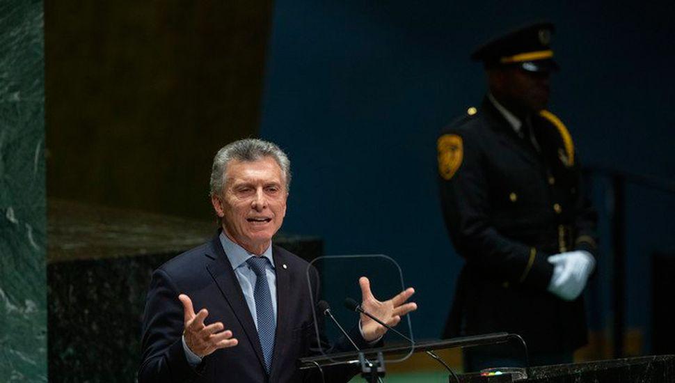 Macri defendió el acuerdo Mercosur-UE y reclamó a Irán por el caso Amia