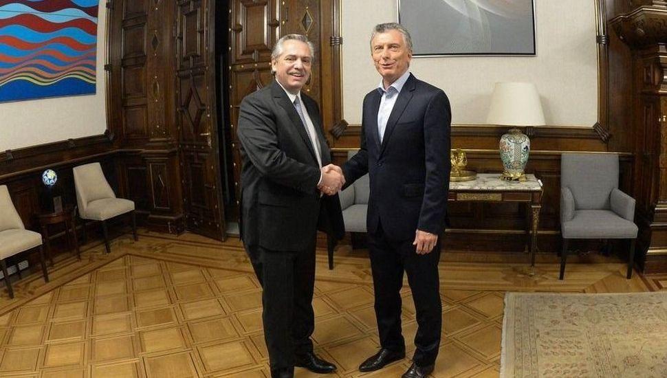 Fin de la polémica: el traspaso de mando será donde Alberto Fernández quería