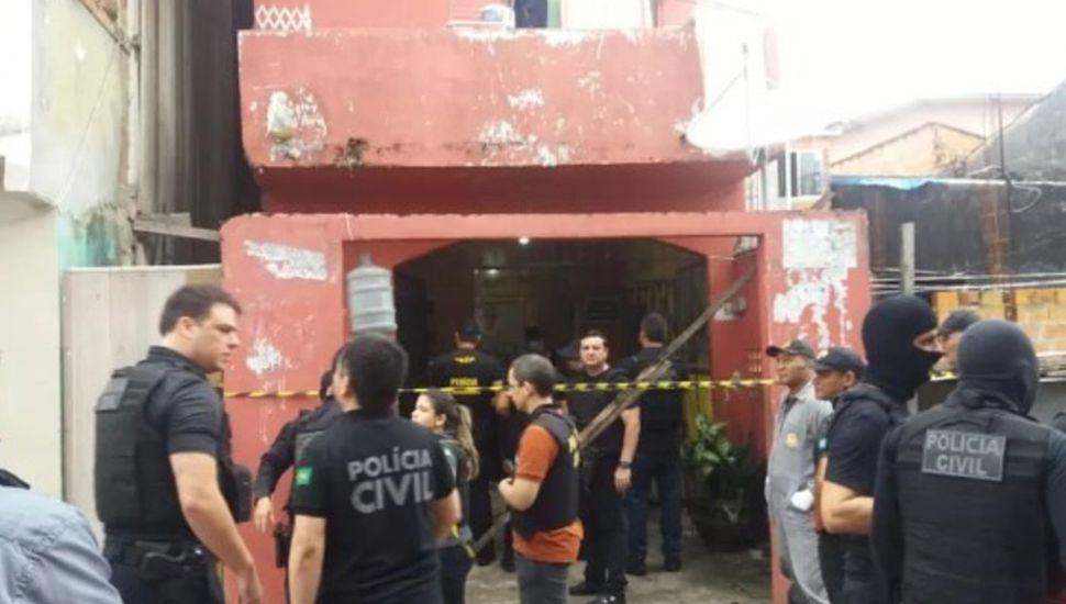 Tiroteo masivo en  un bar de Brasil: al menos 11 muertos