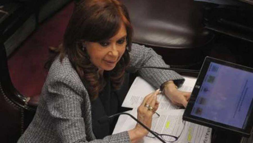 Llaman a indagatoria a Cristina Kirchner  por supuesto lavado
