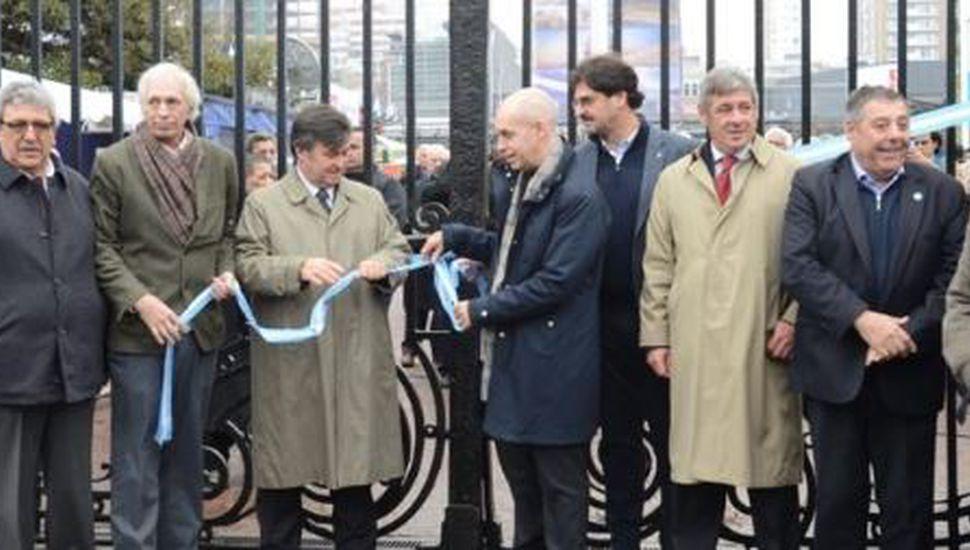 Quedó inaugurada una nueva edición de la Exposición Rural en Buenos Aires