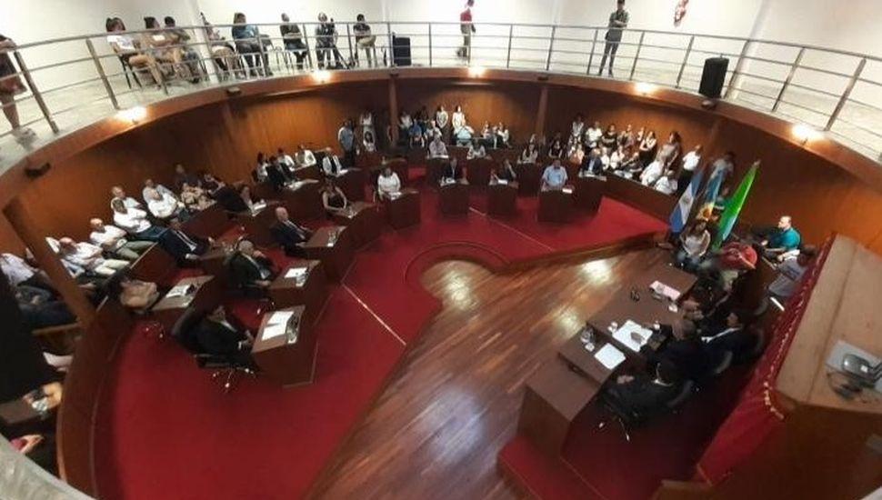 Vuelve a sesionar el Concejo Deliberante en Bragado