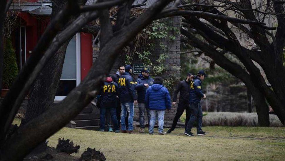 Tercer allanamiento a Cristina Kirchner