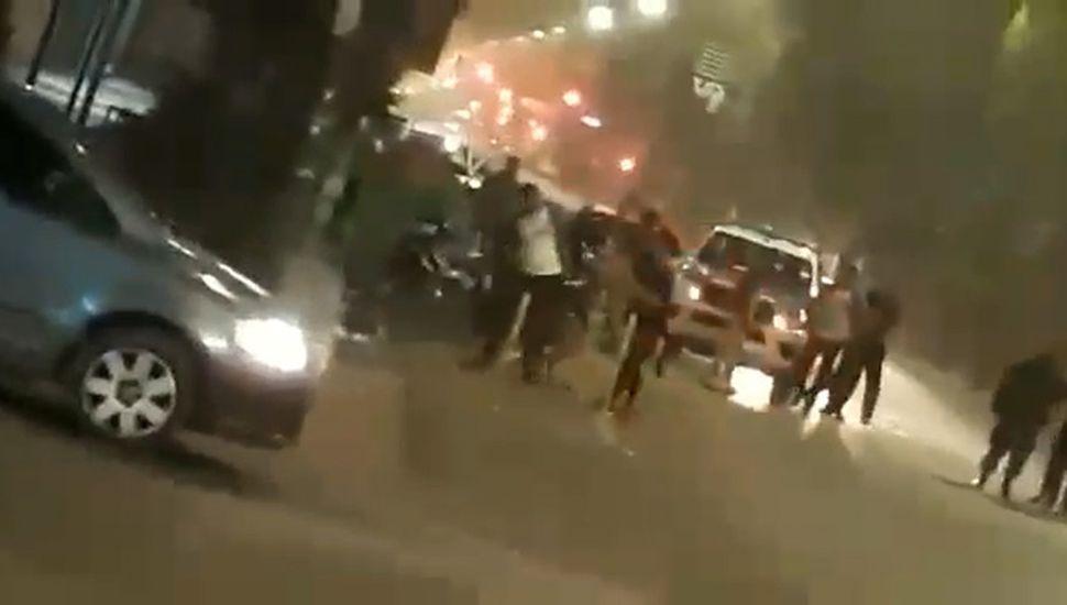 Un hombre fue baleado en Pergamino
