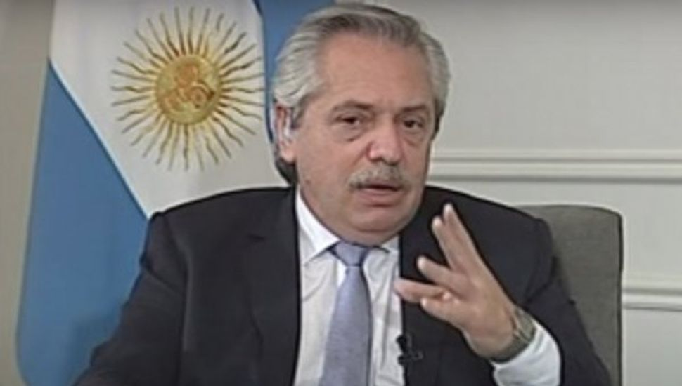 """Alberto, a los bonistas: """"Si tienen  una contraoferta que digan cuál es"""""""