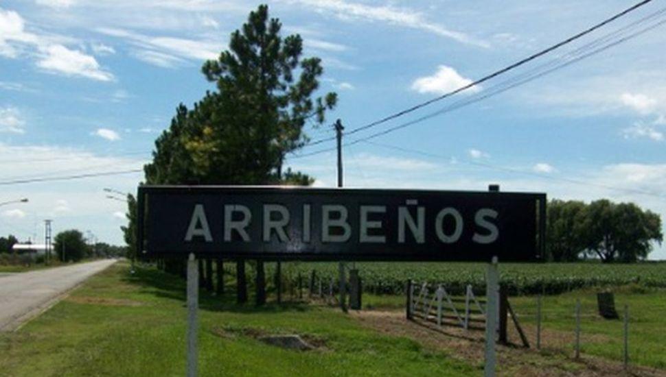 La localidad de Arribeños tiene nuevo delegado