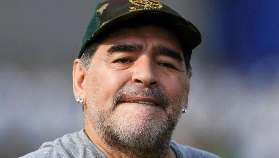Maradona se pone a punto en Cali para comentar el Mundial