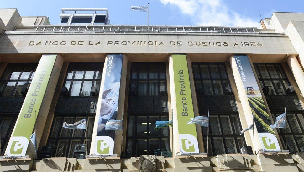 El Banco Provincia dispuso un plan especial de recarga y monitoreo de su red de cajeros