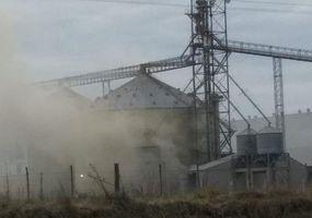 Una explosión en un silo de la planta AFA dejó al menos cuatro heridos
