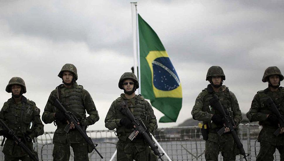 brasil ejercito
