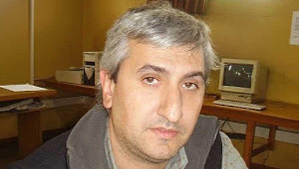 Javier Miquelez, secretario de la AJB Junín.