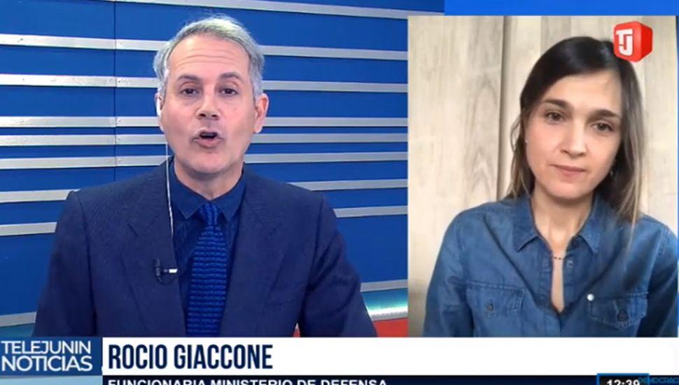 Rocio Giaccone