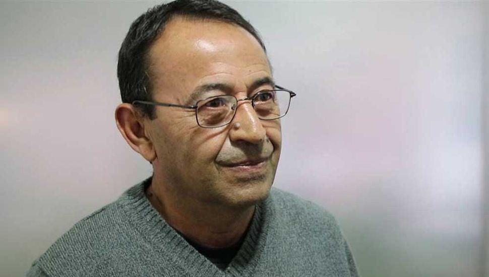 Marcos Bruno, del Departamento Malvinas del municipio.