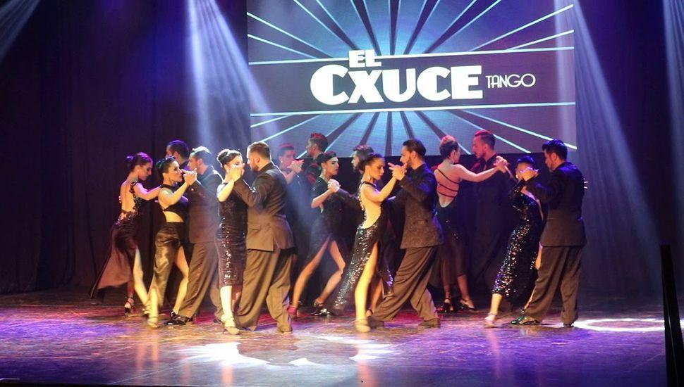 El Cxuce Tango bailará en Junín.