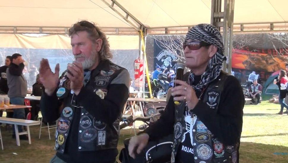 """Encuentro de motoqueros: """"Estamos orgullosos por estos diez años"""""""