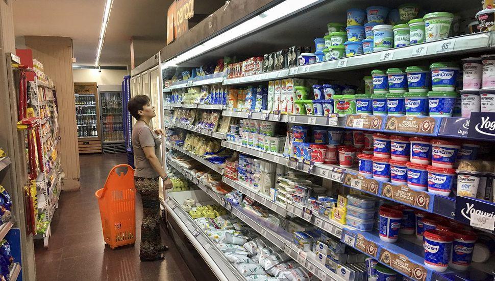 Los precios de la canasta de alimentos subieron 4,66 por ciento en febrero
