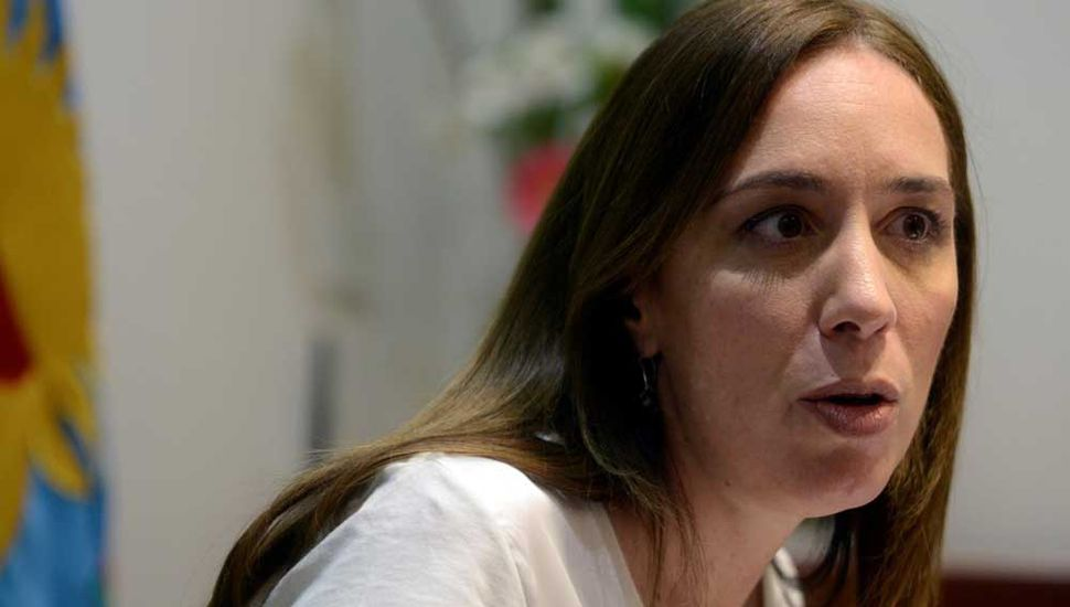 Vidal apura un plan anticrisis en la Provincia.