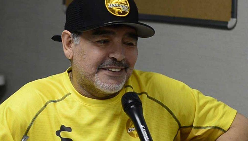 """Maradona: """"Me gustaría que me recuerden como el mejor 10 de la Argentina"""""""