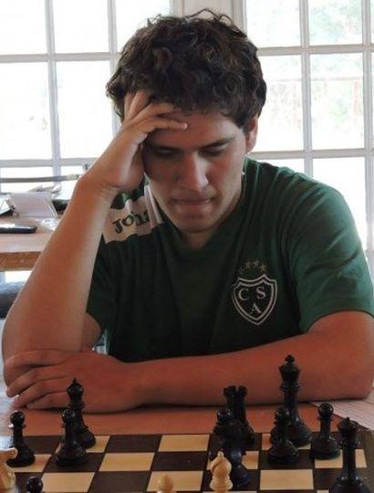 El juninense Franco Villegas fue el mejor representante argentino del torneo internacional virtual.