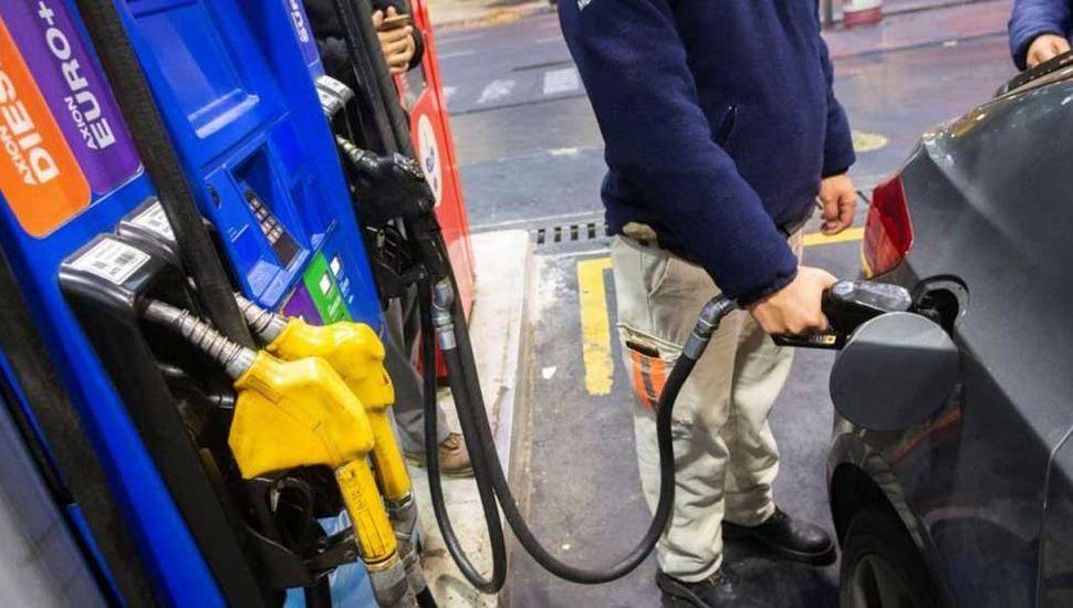 YPF aumentó un 1,5% el precio de sus naftas