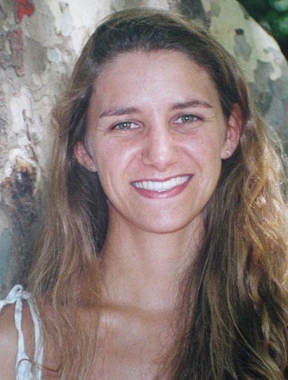 Contadora María Gabriela Garate.