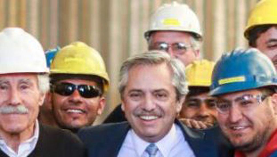Fernández dijo que no hay posibilidad de default en un mandato suyo