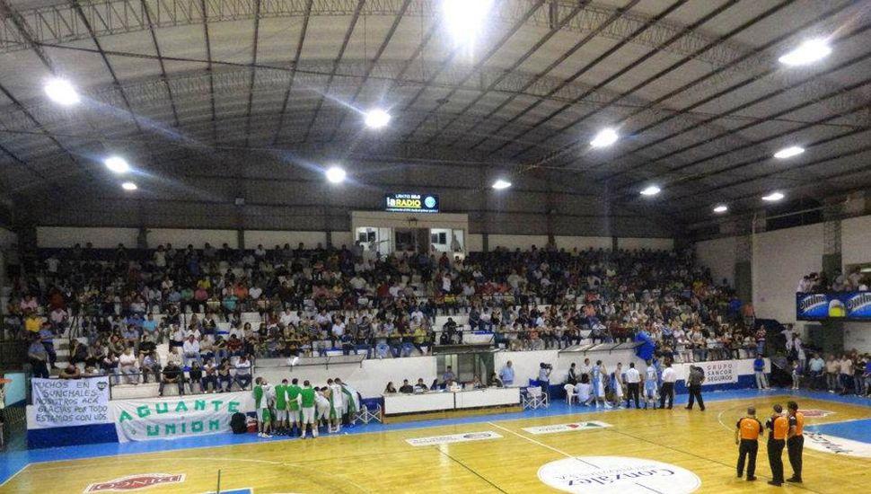 Oberá TC basquet