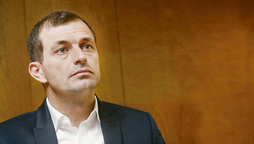 Un amigo de Tinelli será candidato a  gobernador del armado de Lavagna