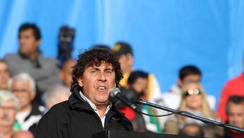 Pablo Micheli.
