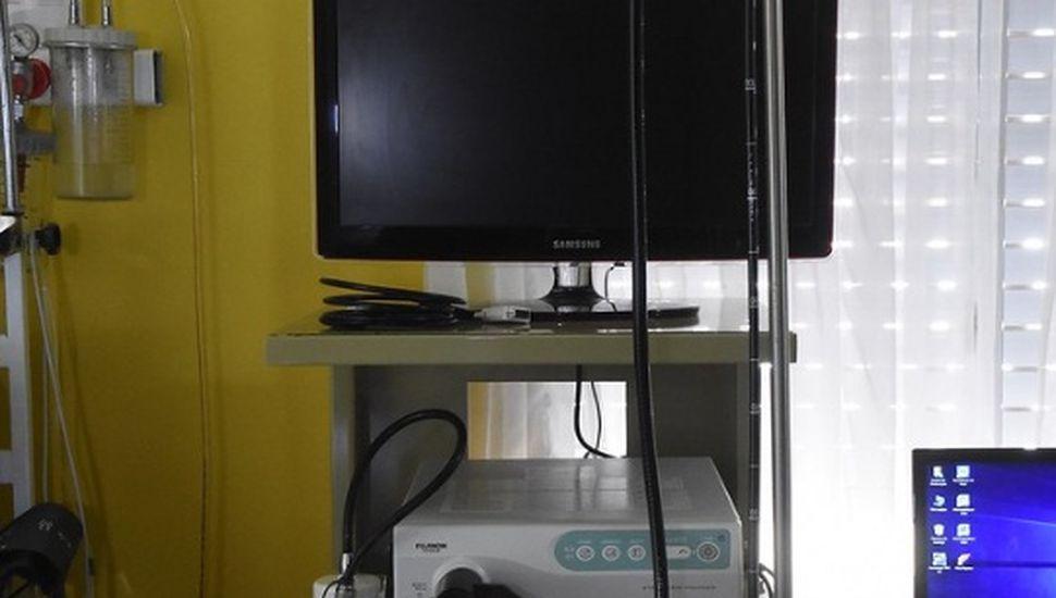El Hospital sumó nueva aparatología por más de 3 millones de pesos