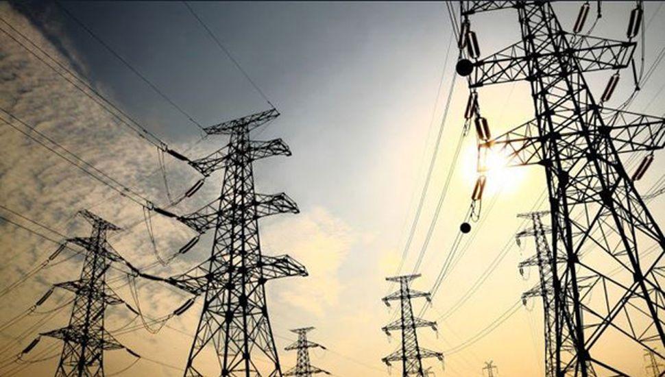 La demanda nacional de  electricidad se redujo 5,3% en mayo