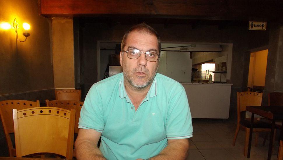 """Germán Lambrisca: """"La pérdida para el club rondará en los doscientos mil pesos"""""""