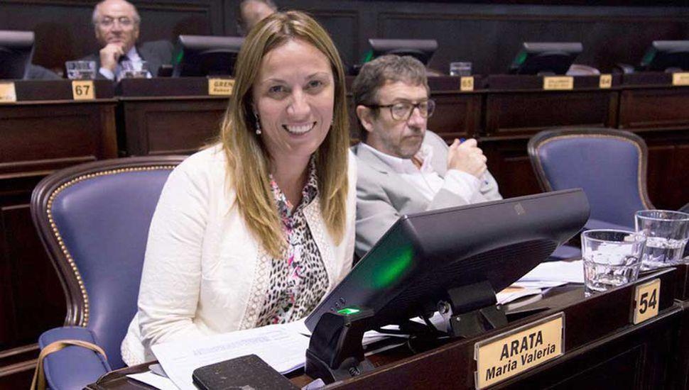 Valeria Arata.