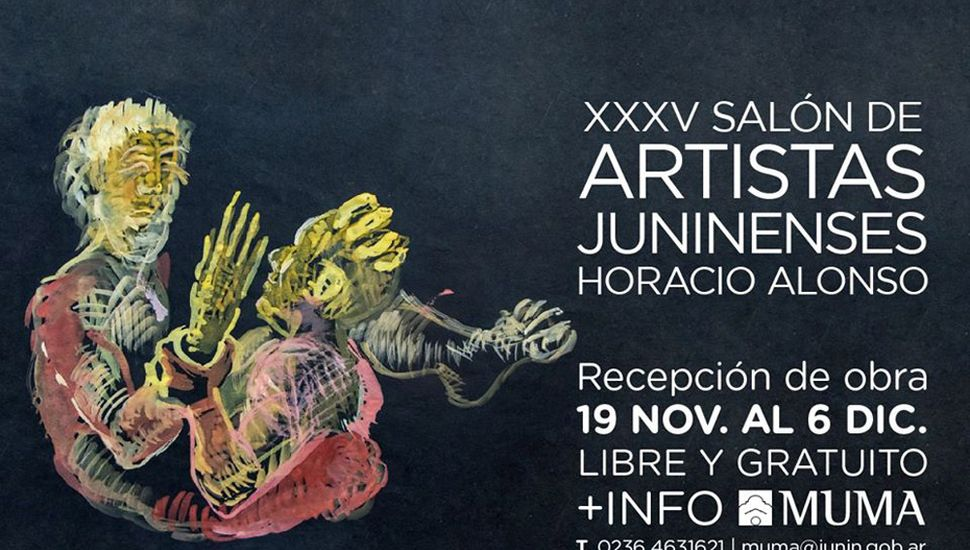 """Salón de Artistas Juninenses """"Horacio Alonso 2019"""""""